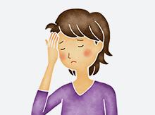 口の中の症状